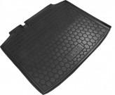 AvtoGumm Резиновый коврик в багажник SKODA Rapid Spaceback (спейсбэк)