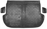 AvtoGumm Резиновый коврик в багажник SUBARU Forester 2012-2018