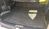 AvtoGumm Резиновый коврик в багажник TOYOTA Highlander 2013- (7 мест)