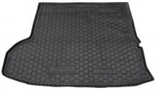 AvtoGumm Резиновый коврик в багажник TOYOTA Highlander 2013-2019 (5-7 мест)