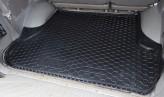 AvtoGumm Резиновый коврик в багажник TOYOTA Land Cruiser 100