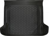 AvtoGumm Резиновый коврик в багажник TOYOTA Land Cruiser Prado 150 5 мест 2009-2017