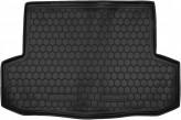 AvtoGumm Резиновый коврик в багажник ЗАЗ Vida sedan