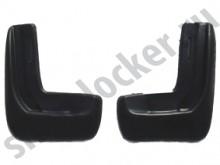 Брызговики задние Toyota Camry VII (XV50) sedan 2014- L.Locker