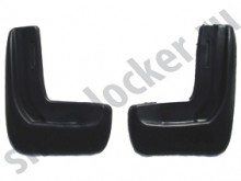 L.Locker Брызговики задние Toyota Camry VII (XV50) sedan 2014-