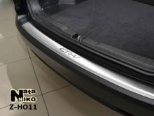 Nataniko Накладка на бампер с загибом Honda CR-V IV
