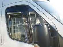 Ветровики Sprinter 2006- VW Crafter ВСТАВНЫЕ Heko