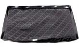 Резиновый коврик в багажник Volkswagen Caravelle T5 long Размер 124х105см L.Locker