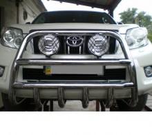 Кенгурятник Toyota Land Cruiser Prado 150 2009-2013-, d 60 UA Tuning
