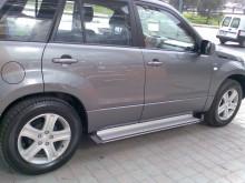UA Tuning Пороги Suzuki Grand Vitara 3D/5D 2005-2012- (алюминиевый профиль)