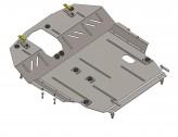 Кольчуга Защита двигателя, коробки передач, радиатора Chery E5 Elara 2011-