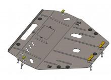 Кольчуга Защита двигателя, коробки передач, радиатора FAW Besturn B50