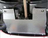 Кольчуга Защита двигателя, коробки передач, радиатора Fiat Panda 2003-2012