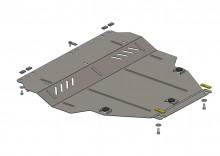 Кольчуга Защита двигателя, коробки передач, радиатора Ford Focus C-Max 2010-