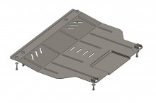 Кольчуга Защита двигателя, коробки передач, радиатора Ford Mondeo 2000-2007