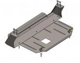 Защита двигателя, коробки передач, радиатора Ford Transit Custom 2012- V-2.2 TDCI