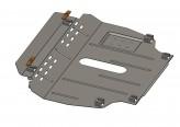 Кольчуга Защита двигателя, коробки передач, радиатора Geely Emgrand X7