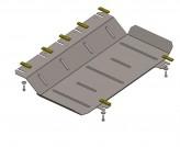 Кольчуга Защита двигателя, коробки передач, радиатора Great Wall Voleex C30