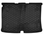 Резиновый коврик в багажник Citroen Nemo Fiat Fiorino Qubo Peugeot Bipper AvtoGumm