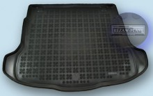 Резиновый коврик в багажник Honda CRV 2006-2012 Rezaw-Plast