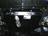 Кольчуга Защита двигателя, коробки передач, радиатора Nissan Note 2006-2014 V-1,4