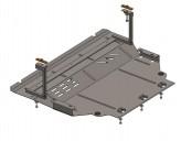 Кольчуга Защита двигателя, коробки передач, радиатора Seat Leon 2013-