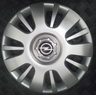 SKS (с эмблемой) Колпаки Opel 407 R16 (Комплект 4 шт.)