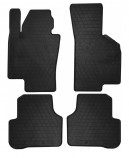 Резиновые коврики VW Passat B7 (Европа)