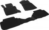 L.Locker Глубокие резиновые коврики в салон BMW X3 E83 2003-2010