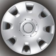 SKS (с эмблемой) Колпаки 304 R15 (Комплект 4 шт.)