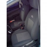 EMC Чехлы на сиденья Ford Custom 2013- (8 мест)