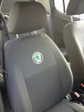 EMC Чехлы на сиденья Skoda Fabia Sedan 1999-2007 раздельная