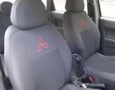 EMC Чехлы на сиденья Mitsubishi Pajero Sport 2013-