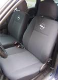 EMC Чехлы на сиденья Opel Astra H Универсал (цельный)