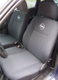 EMC Чехлы на сиденья Opel Vectra C Recaro