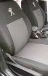 EMC Чехлы на сиденья Peugeot 301 Sedan (деленный)