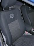 EMC Чехлы на сиденья Honda Jazz 2008-