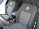 EMC Чехлы на сиденья Subaru Legacy 2009-