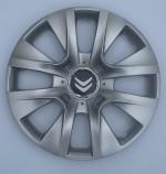 Колпаки Citroen 334 R15 (Комплект 4 шт.) SKS (с эмблемой)