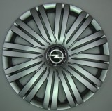 SKS (с эмблемой) Колпаки Opel 339 R15 (Комплект 4 шт.)