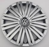 SKS (с эмблемой) Колпаки VW 339 R15 (Комплект 4 шт.)