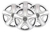 Колпаки VW 340 R15 (Комплект 4 шт.) SKS (с эмблемой)