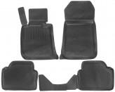 L.Locker Глубокие резиновые коврики в салон BMW 3 E90 2005-2012