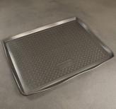 Резиновый коврик в багажник Dodge Nitro Unidec