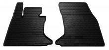 Stingray Резиновые коврики BMW 5 E60 2003-2010 (передние)