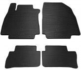 Резиновые коврики Nissan Tiida 2004-2015