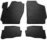 Резиновые коврики Skoda Fabia 99-07 Seat Ibiza 03-08 Cardoba VW Polo 02-09
