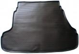NovLine Резиновый коврик в багажник Hyundai Elantra 2007-2011