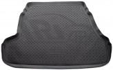 Unidec Резиновый коврик в багажник Hyundai Elantra 2007-2011