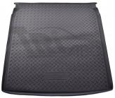 Unidec Резиновый коврик в багажник Volkswagen Passat B7 sedan